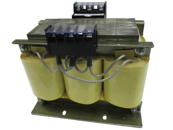 大型標準三相トランス(300VA~100kVA)